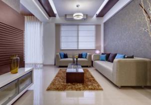 Interior design by Lovekar Design Associates for Bella Casa.