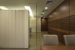 Interior design by Lovekar Design Associates for Bandal Constructions.