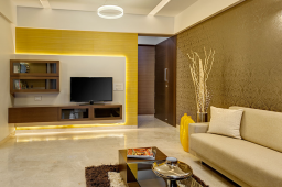 Interior design by Lovekar Design Associates for Green Clouds.