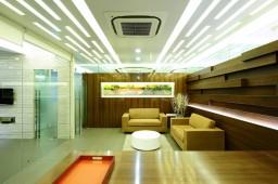 Interior design by Lovekar Design Associates for Rainbow housing.