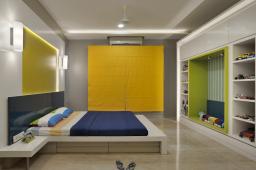 Interior design by Lovekar Design Associates for Bandal Bungalow.
