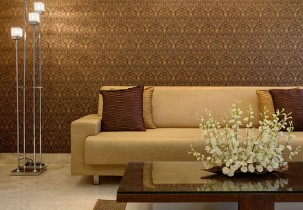 Interior design by Lovekar Design Associates for Vijay Dabhade.