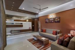 Interior design by Lovekar Design Associates for Welworth.