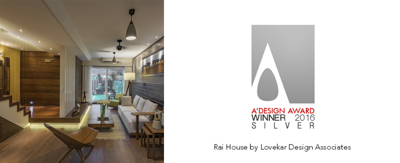 A-Design Award: Ashish Rai